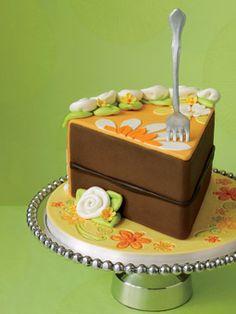 a cake cake