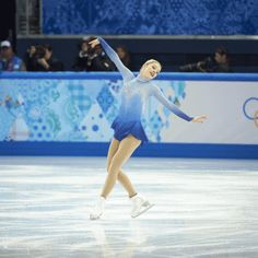USA Gracie Gold in action during Women's Free Program at Iceberg Skating Palace. Al Tielemans ) Gracie Gold, Shape Magazine, Figure Skating Dresses, Winter Olympics, Ice Skating, Skate, Competition, Action, American