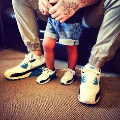 5f59cddba944 Daddy  amp  Son matching. So cute!! Nike Free Shoes