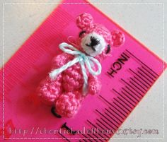 PINK Tiny Teddy