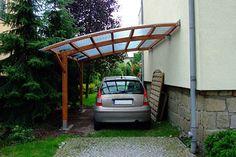 przyścienna wiata garażowa - Szukaj w Google