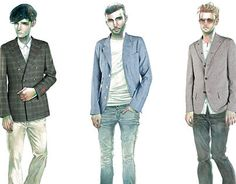 """Check out new work on my @Behance portfolio: """"""""Dress like a man"""""""" http://on.be.net/1R21nqw"""