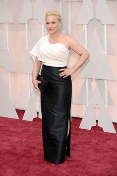 2015 Academy Awards - Patricia Arquette in Rosetta Getty