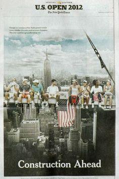 USOpen 2012 @JugamosTenis