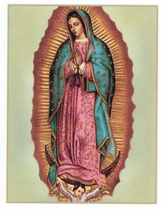 Our Lady of Guadalupe, pray for us.