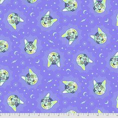 CURIOUSER AND CURIOUSER by TULA PINK Quilt Fabric - 1 yd | eBay Cotton Quilting Fabric, Cotton Quilts, All You Need Is, Tula Pink Fabric, Sky Watch, Free Spirit Fabrics, White Rabbits, Cheshire Cat, Thing 1