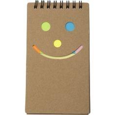 Notatnik, karteczki samoprzylepne