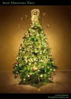 24 Best Irish christmas images in 2018   Christmas Tree, Holiday ...
