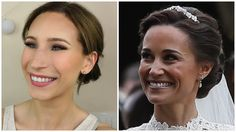 Pippa Middleton Wedding Look Low Cost | Giulia Bencich