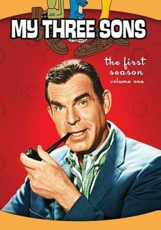 remember this, memori, three son, sons, movi, 1960s tv, childhood, favorit tv, fred macmurray