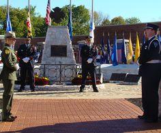 Memorial Park, Firefighters, Street View, Memories, Places, Firemen, Memoirs, Cemetery, Souvenirs