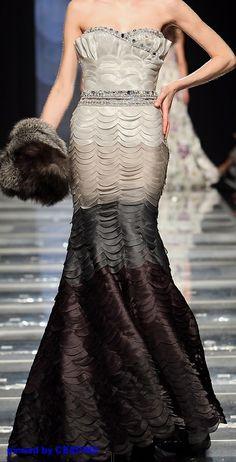 Tony Ward Fall 2008 Couture