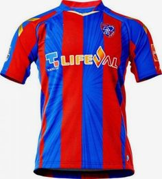 9b20261376e Umbro Japan has this morning unveiled the new 2016 home jersey for FC  Tokyo. FC Tokyo finished third in the League and will start wearin.