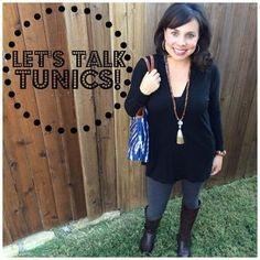 Let's Talk TUNICS! | Pinterest Told Me To | Bloglovin