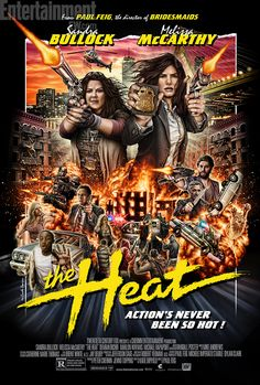 'The Heat' gets a killer Mondo poster — EXCLUSIVE FIRST LOOK | EW.com