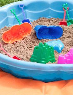 Sand box!