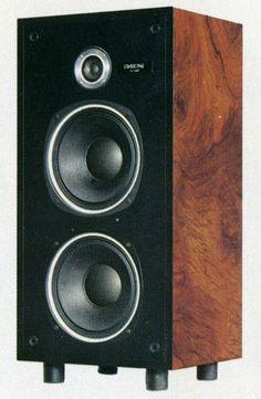 DIATONE SS-300 1976 Monitor Speakers, Hifi Audio, Loudspeaker, Audio Equipment, Audio System, Golden Age, Decks, Vintage, Music