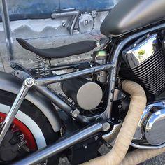 #Suzuki #Intruder #bobber #HOTUSA #custombike #sobe #miami #miamishores - http://houseofthunderusa.com