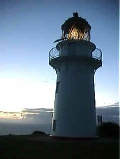 New Zealand Lighthouse Home Page