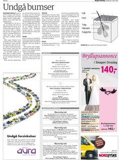20 Marts 2013 - Skagen Onsdag bringer Danish Skin Cares guide til en bumsefri konfirmation