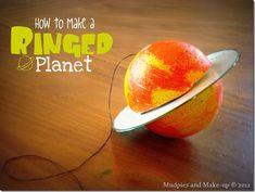 Ringed Planet Craft