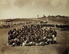Safraköy-de (Sefaköy) Rus askerleri