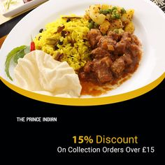 The Prince Indian offers delicious Indian Food in Beckenham, Bromley Browse takeaway menu and place your order with ChefOnline. You can pay via cash. Order Takeaway, Indian Food Recipes, Opportunity, Prince, Menu, Delivery, Fresh, Heart, Book