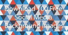 Download 100 Free Social Media Background Images and Create Viral Images in Seconds Triangle Pattern, 100 Free, Caviar, Background Images, The 100, Social Media, Create, Picture Backdrops, Wallpaper Backgrounds