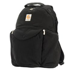 """I see all these men holding diaper bags and I think """"I want something my man can carry with dignity."""" This is easy to carry for me and doesn't bring his masculinity into question. :P"""