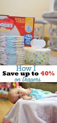Check Out How tI Save Money on Diapers every single month. With exclusive coupons and deals, buying diapers is simple and cheap.