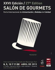 """Not long ago, the most important gastronomy fair took place in Madrid; the """"Salón Gourmet 2013""""(Spanish).    As you can imagine, we had to be there and so we did, to show our cheese to a very exquisite audience"""
