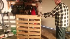 This quick five minute video gives you an overview of my method for harvesting the wood from a pallet quickly using a Sawzall.