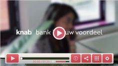 Online bank, waar je lid van bent voor een vast maandbedrag