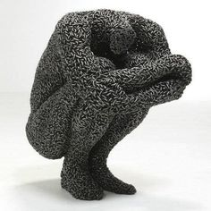 Amazing Chain Sculptures by Korean Artist Young-Deok Seo