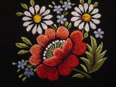 Ivi Äkke - Estonian hand embroidery