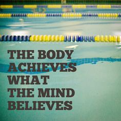 swim motivation