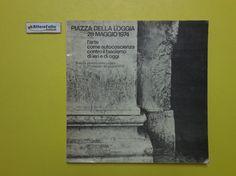 J 5284 CATALOGO L'ARTE COME AUTOCOSCIENZA CONTRO IL FASCISMO DI IERI E OGGI 1974 - http://www.okaffarefattofrascati.com/?product=j-5284-catalogo-larte-come-autocoscienza-contro-il-fascismo-di-ieri-e-oggi-1974