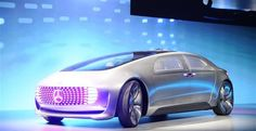 In its 2015 CES keynote tonight, Head of Mercedes-Benz Dr. Dieter Zetsche (more commonly known as Dr. Z) unveiled the company's concept car of the future: the F 015 'Luxury in Motion.'
