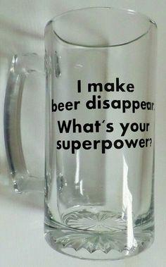 Beer superpower