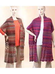 Crochet Shawl & Wrap Downloads - Lacy Ends Crochet Shawls