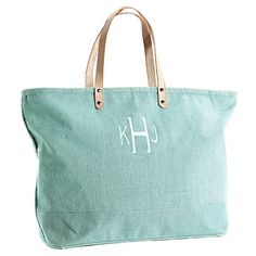 My super thoughtful friends Pinterest stalked & got me this adorable tote for my bday! :)