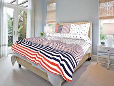 Holey Quilt obliečky Bavlna Eugénia 140x200, 70x90cm Quilts, Furniture, Bedding, Home Decor, Homemade Home Decor, Comforters, Linens, Quilt Sets, Bed Linen
