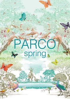 春 広告 - Google 検索
