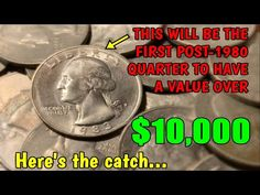 1980's Washington Quarters Worth $10,000? - This Is What Needs To Happen! - YouTube