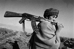 Obiettivo Afghanistan, grandi fotografi  al Festival della letteratura di viaggio Fotografia di Riccardo Venturi
