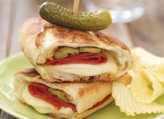 Hungarian Grilled Cheese