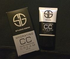 Studio Gear CC Cream in Natural - Review by Dana Renee Style