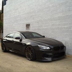 BMW M6 sedan