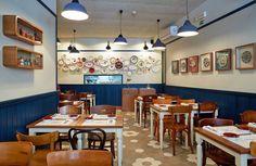 Un restaurant pour dîner : Mini Bar Lisbonne Jose Avillezhôtels restaurants bars 1