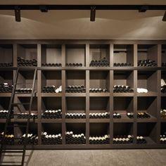 Caves, Villas, Wine Vault, Home Wine Cellars, Home Bar Designs, Luxury Office, Wine Design, Kitchen Trends, Wine Storage